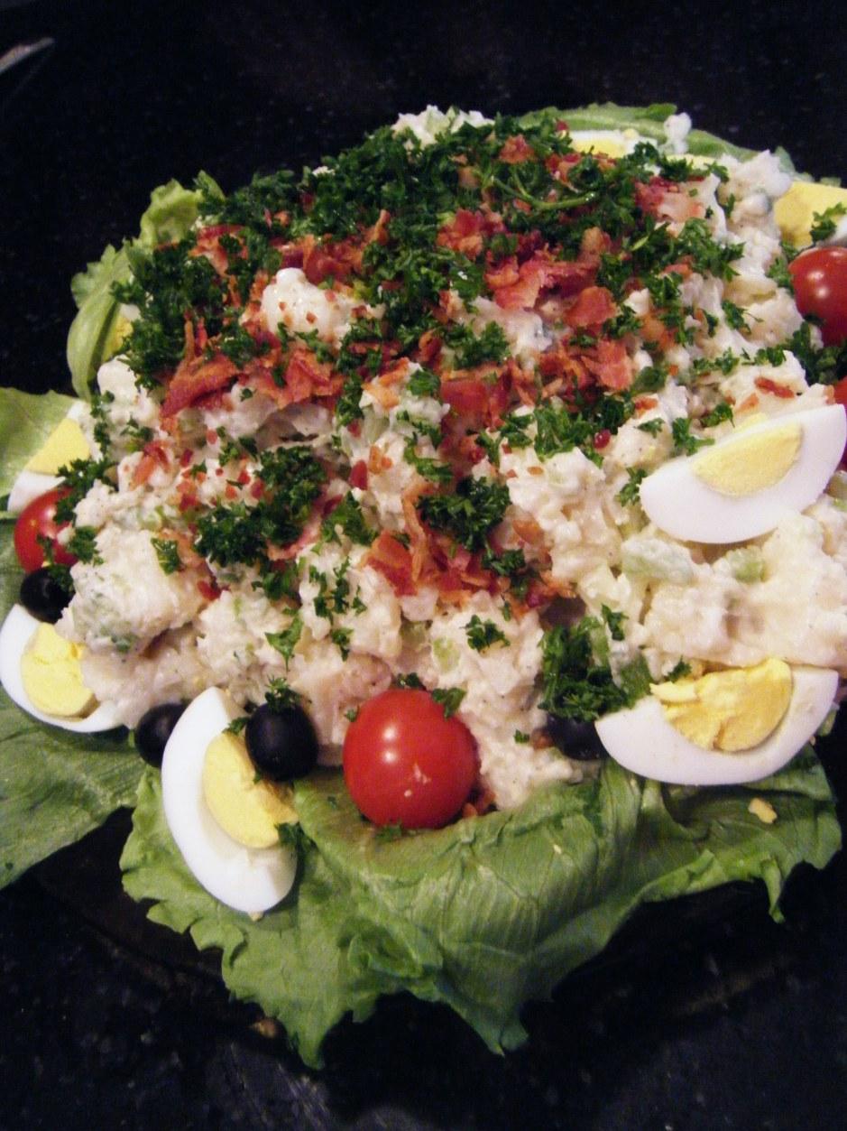 My potato salad