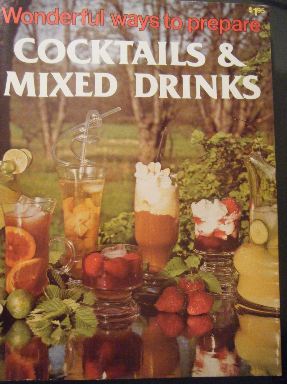 Mixed Drink book