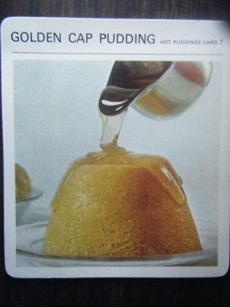 golden cap pudding--marguerite patten