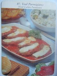 87. Veal Parmesan