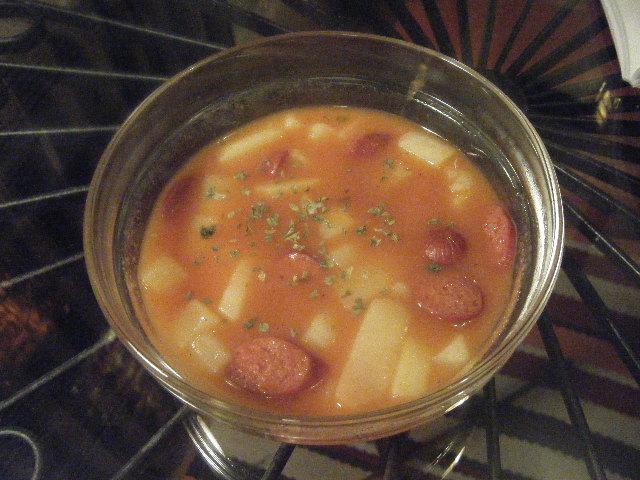 Hot Dog Weiner Water Soup