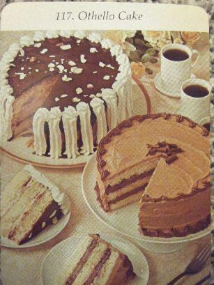 Othello Cake