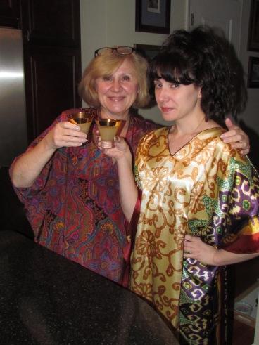 Liberace toast