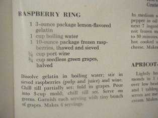 raspberry ring recipe