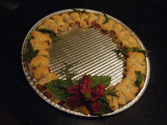 Weenie Wreath 2013