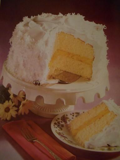 Yellow Cake Deluxe