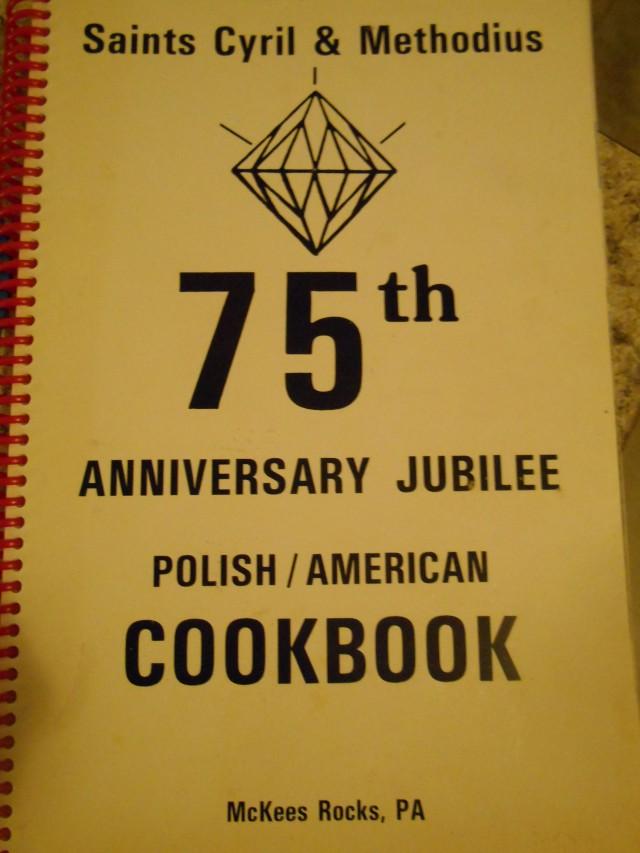 Saints Cyril & Methodius Cookbook