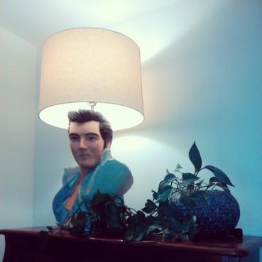 Elvis lamp!