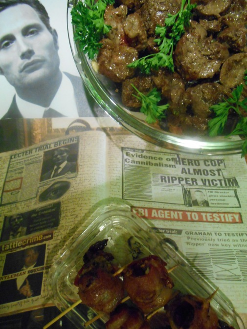 One Kidney Two Ways For The Love Of Hannigram Dinner