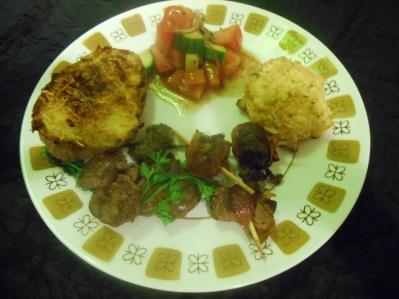 Kidney dinner