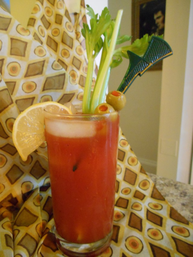 Vincent Price Bloody Mary