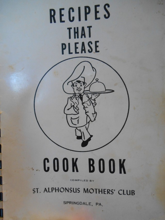 Recipes That Please Cook Book