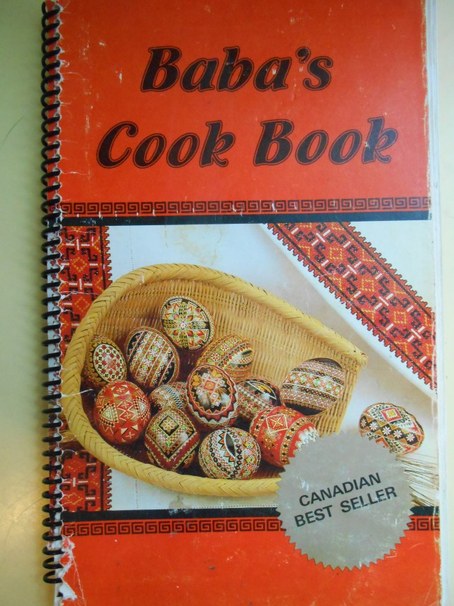 Baba's Cook Book