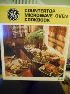 GE Microwave Oven Cookbook