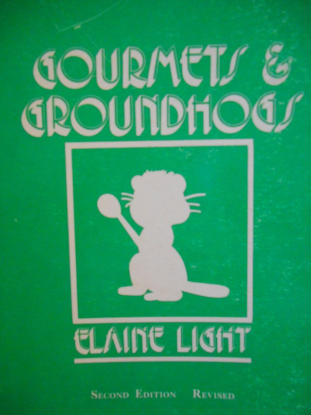 Gourmets & Groundhogs