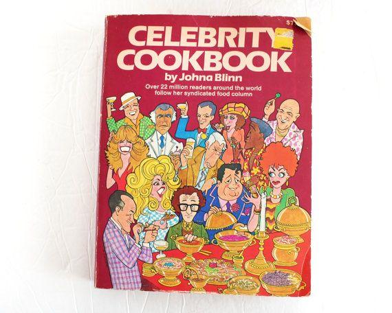 celebrity cookbook