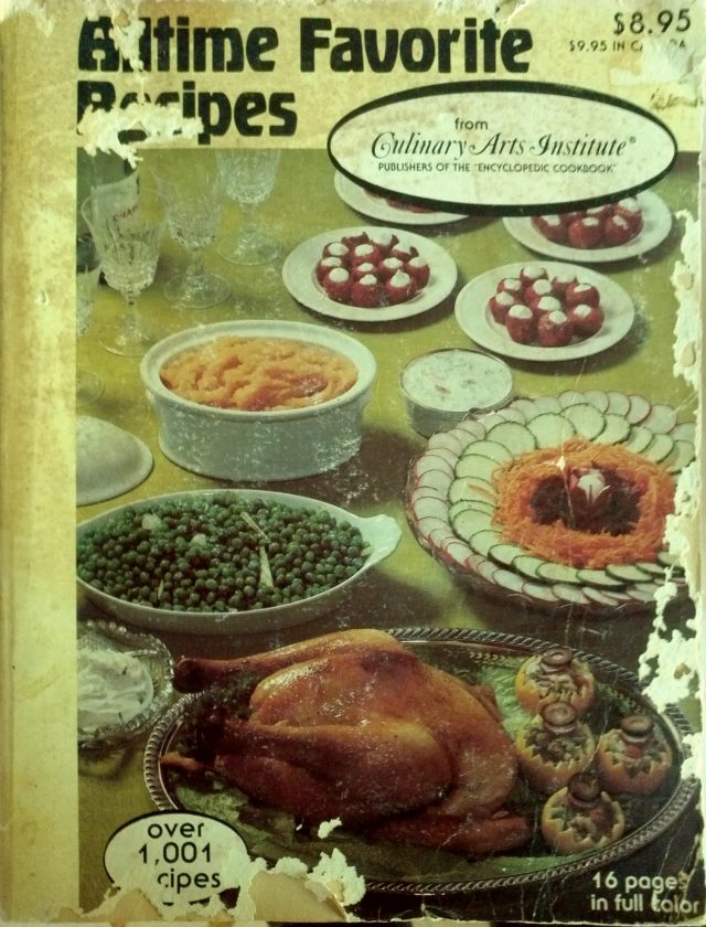 Alltime Favorite Recipes Cookbook